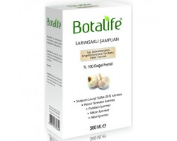 Botalife Sarımsaklı Şampuan 300 ml.