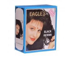 Hedisam Henna Eagles 6 Lı Hint Kınası Siyah