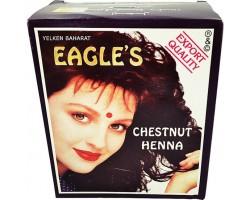 Eagles Saç Kınası Kestane 6'lı